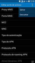 Como configurar a internet do seu aparelho (APN) - Samsung Galaxy Grand Prime - Passo 14