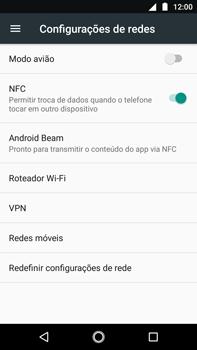 O celular não recebe chamadas - Motorola Moto G5s Plus - Passo 5