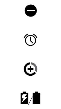 Explicação dos ícones - Motorola Moto Z2 Play - Passo 5