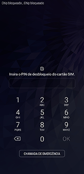 Como configurar pela primeira vez - Samsung Galaxy J6 - Passo 4