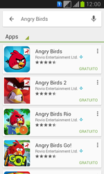 Como baixar aplicativos - Samsung Galaxy Win - Passo 16