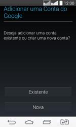 Como configurar seu celular para receber e enviar e-mails - LG G2 Lite - Passo 5
