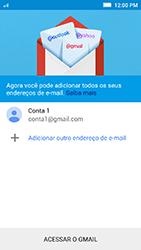 Como configurar seu celular para receber e enviar e-mails - Lenovo Vibe K5 - Passo 15