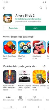 Como baixar aplicativos - Samsung Galaxy S20 Plus 5G - Passo 15