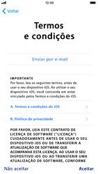 Como ativar seu aparelho - Apple iPhone 6 - Passo 20