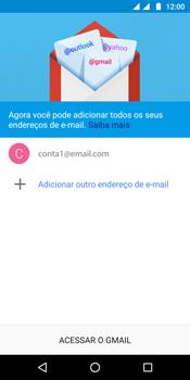 Como configurar seu celular para receber e enviar e-mails - Motorola Moto G6 Plus - Passo 21