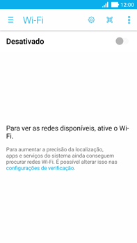 Como configurar uma rede Wi-Fi - Asus ZenFone 3 - Passo 4