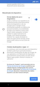 Como ativar seu aparelho - Motorola Moto E6 Plus - Passo 8