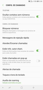 Como bloquear chamadas de um número específico - Samsung Galaxy J4+ - Passo 6