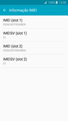 Como encontrar o número de IMEI do seu aparelho - Samsung Galaxy J2 Duos - Passo 6