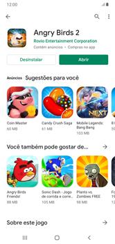 Como baixar aplicativos - Samsung Galaxy A10 - Passo 15