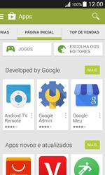 Como baixar aplicativos - Samsung Galaxy Ace 4 - Passo 5