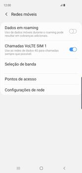 Como configurar a internet do seu aparelho (APN) - Samsung Galaxy S10 - Passo 7