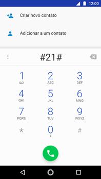 O celular não recebe chamadas - Motorola Moto G5s Plus - Passo 14