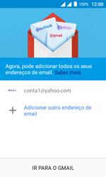 Como configurar seu celular para receber e enviar e-mails - Alcatel Pixi 4 - Passo 15