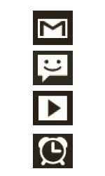 Explicação dos ícones - LG G2 Lite - Passo 22