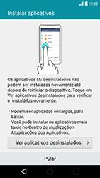Como ativar seu aparelho - LG K10 - Passo 15