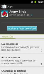 Como baixar aplicativos - Samsung Galaxy S II - Passo 8