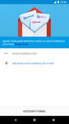 Como configurar seu celular para receber e enviar e-mails - Google Pixel 2 - Passo 13