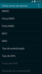Como configurar a internet do seu aparelho (APN) - Samsung Galaxy S5 - Passo 11