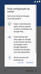Como ativar seu aparelho - Motorola Moto G (3ª Geração) - Passo 10