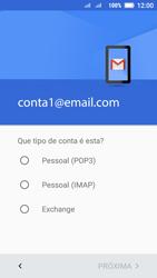 Como configurar seu celular para receber e enviar e-mails - Lenovo Vibe C2 - Passo 10