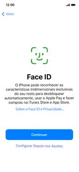 Como configurar pela primeira vez - Apple iPhone X - Passo 11
