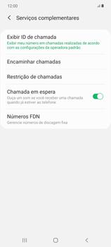 O celular não recebe chamadas - Samsung Galaxy Note 20 5G - Passo 17