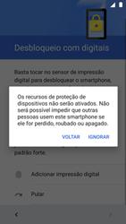 Como ativar seu aparelho - Motorola Moto G5 Plus - Passo 16