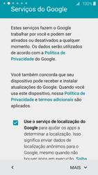 Como configurar pela primeira vez - Samsung Galaxy S6 - Passo 13