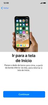 Como ativar seu aparelho - Apple iPhone X - Passo 29