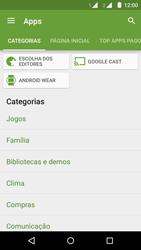 Como baixar aplicativos - Motorola Moto G (2ª Geração) - Passo 6