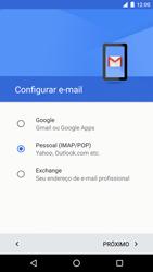 Como configurar seu celular para receber e enviar e-mails - LG Google Nexus 5X - Passo 8