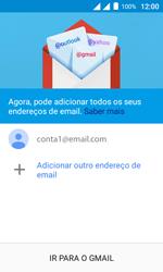 Como configurar seu celular para receber e enviar e-mails - Alcatel Pixi 4 - Passo 24