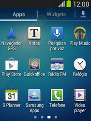 Como baixar aplicativos - Samsung Galaxy Pocket - Passo 3