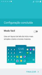 Como configurar pela primeira vez - Samsung Galaxy S6 - Passo 19