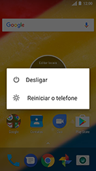 Como configurar a internet do seu aparelho (APN) - Motorola Moto C Plus - Passo 19