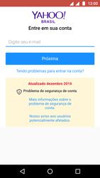 Como configurar seu celular para receber e enviar e-mails - Motorola Moto G5 - Passo 8