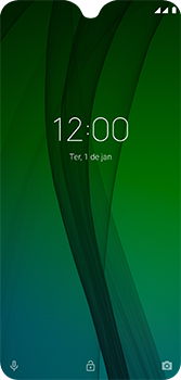 Como configurar pela primeira vez - Motorola Moto G7 - Passo 5