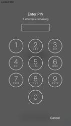 Como ativar seu aparelho - Apple iPhone 7 - Passo 4