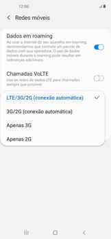 O celular não recebe chamadas - Samsung Galaxy A11 - Passo 8