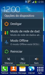 Como reiniciar o aparelho - Samsung Galaxy Core Plus - Passo 3