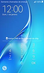 Como configurar pela primeira vez - Samsung Galaxy J1 - Passo 3