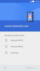 Como configurar seu celular para receber e enviar e-mails - Asus ZenFone 2 - Passo 11