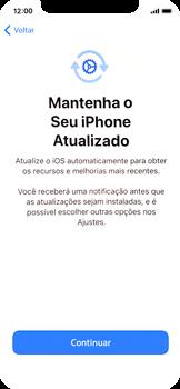 Como configurar pela primeira vez - Apple iPhone 11 Pro - Passo 19