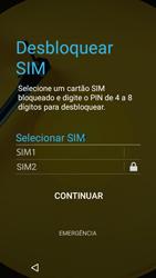 Como reiniciar o aparelho - Motorola Moto E (2ª Geração) - Passo 7