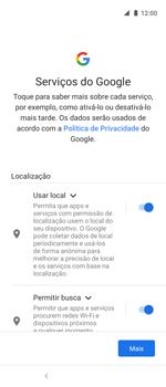 Como ativar seu aparelho - Motorola One Action - Passo 6