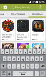 Como baixar aplicativos - Samsung Galaxy Ace 4 - Passo 14