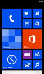 Como bloquear chamadas de um número específico - Nokia Lumia 920 - Passo 1