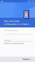 Como configurar seu celular para receber e enviar e-mails - Lenovo Vibe K6 - Passo 21